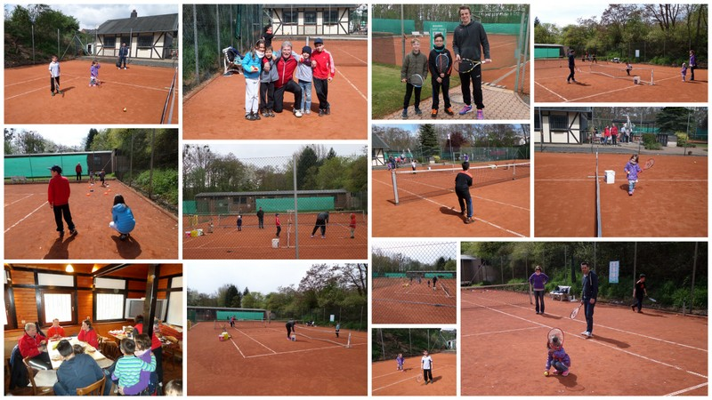 Tennis für die ganze Familie1